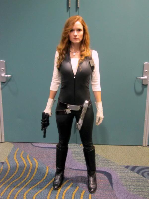 Mara Jade costume reference