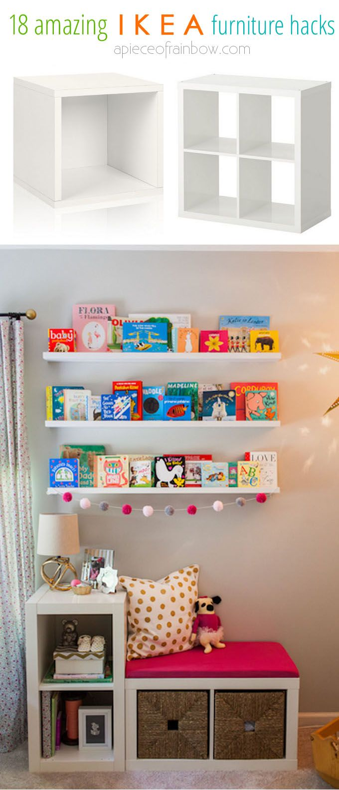 Ikea Playroom Furniture. Easy Custom Furniture With 18 Amazing Ikea Hacks    Page 3 Of