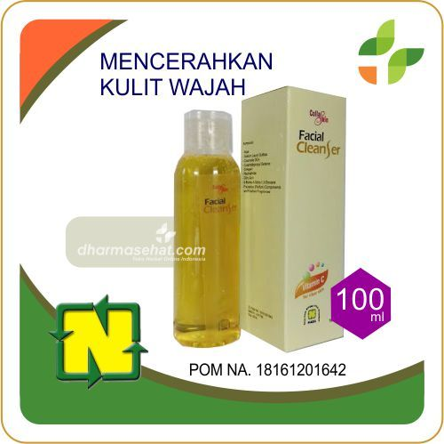 Jual CollaSkin Facial Cleanser with Collagen