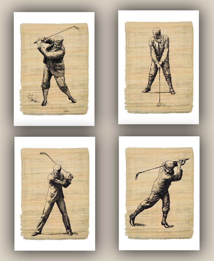 Superior Golf Bedroom Decor