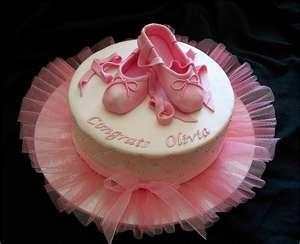 The  Best Ballerina Birthday Cakes Ideas On Pinterest Ballet - Ballet birthday cake