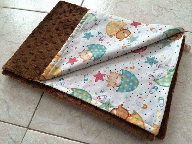 Minky deka pro vnoučka Štěpánka ♥