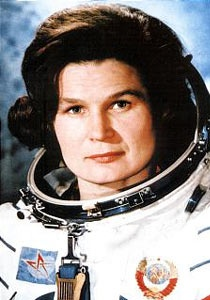 russian female astronaut in space - photo #5