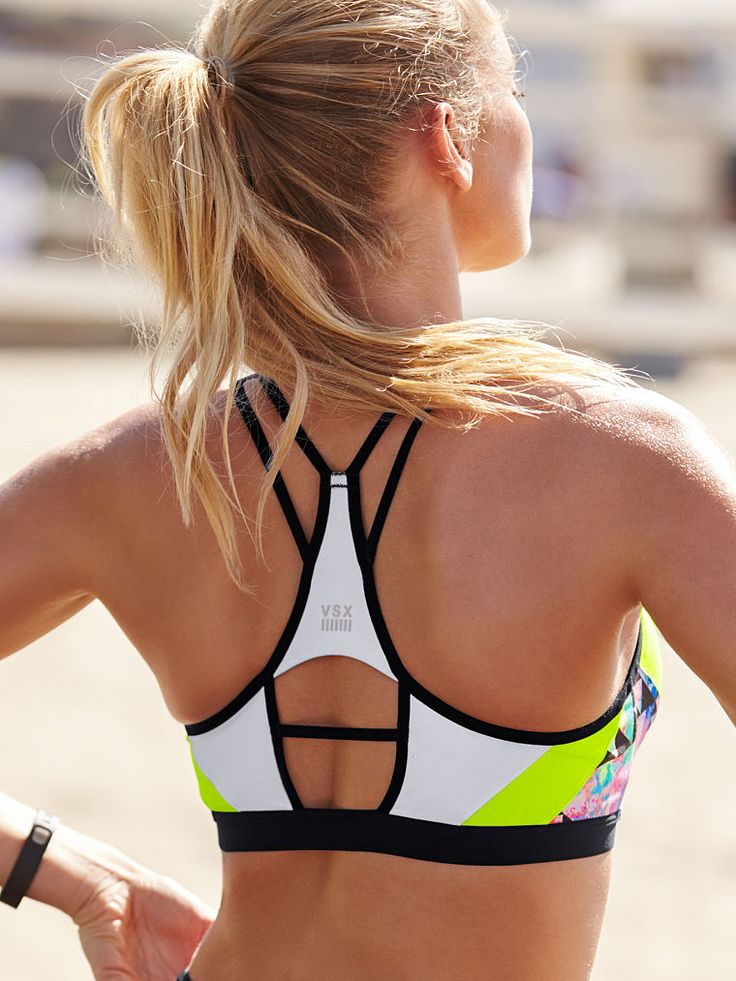 ♡ Women's Victorias Secret Sports Bra | Fitness Apparel | Must have Workout…