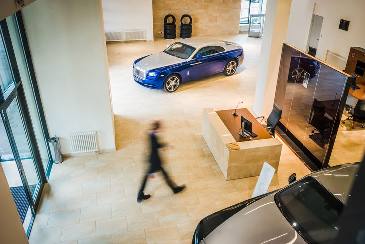 Rolls-Royce Expands Used Car Sales With Dedicated Provenance Dealers
