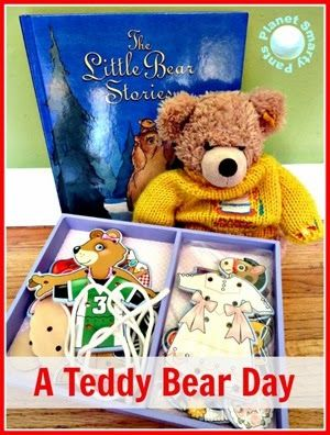 A Teddy Bear Day And Books Activities Resources About Bears