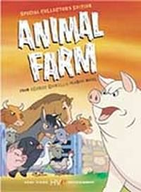 Animal Farm (1955) - John Halas, Joy Batchelor.  La fattoria degli animali.  (Great Britain).