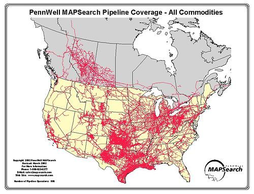 Die Besten Oil Pipeline Map Ideen Auf Pinterest Liberalismus - Map of oil pipelines in the us