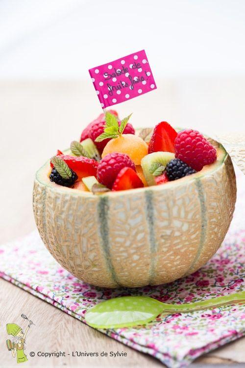 les 25 meilleures idées de la catégorie salade de fruits frais sur