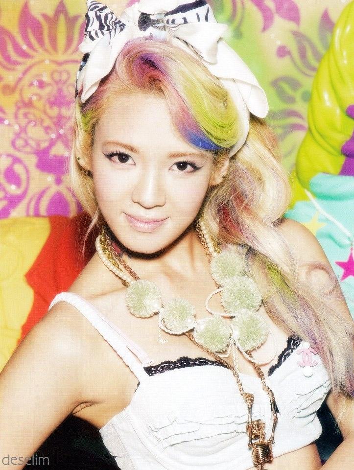 Hyoyeon eonnie so sexy o.o <3