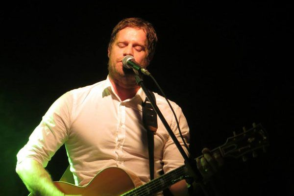 Arno Carstens at Die Boer - Cape Town