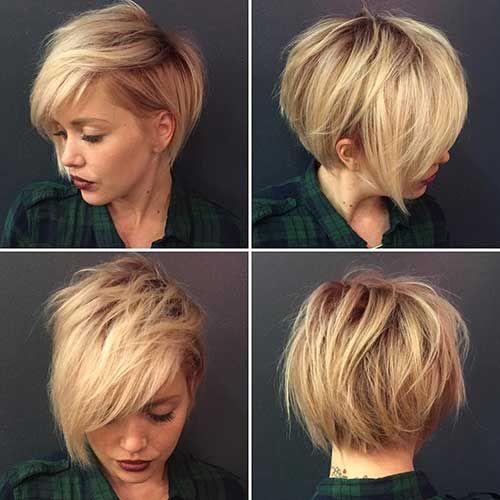 peinado Cabello corto 2014