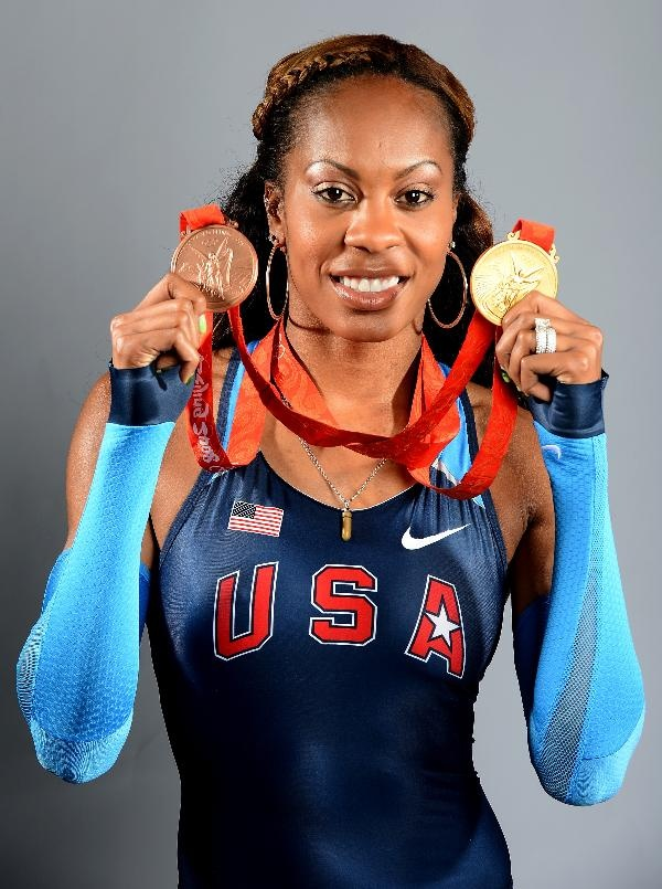 Sanya Richards-Ross, Track and Field