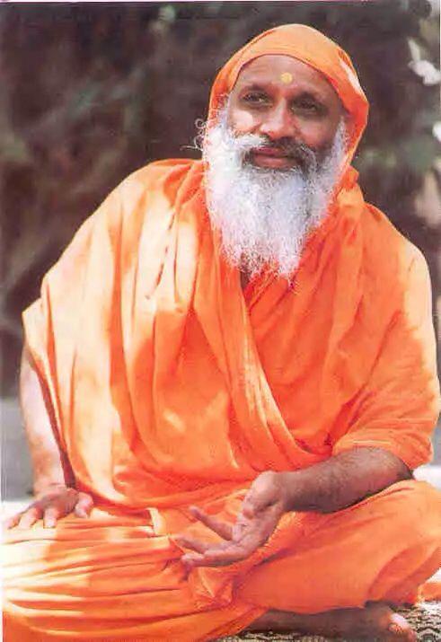 Swami Dayananda Saraswati (born 15 August 1930) is a monk of the renowned traditional teacher of Advaita Vedanta, and founder of the Arsha Vidya Gurukulam.
