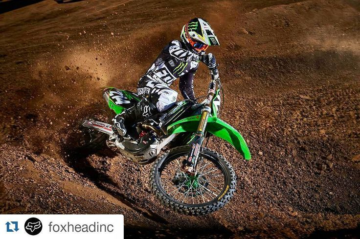 Aurinko paistaa ja crossit laulaa! #drivos_com #drive_with_us #crossi #ajovarusteet  #Repost @foxheadinc  We Race Together - A video series on the @pcraceteam | Episode 2 featuring @austinforkner drops this Friday 5.20.16 #foxracing #liveforit #weracetogether  @racekawasaki