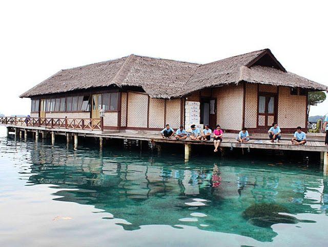 WISATA PULAU PELANGI - Tempat Wisata Pulau