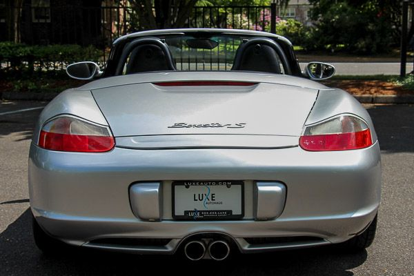 Porsche Boxster S 6-Speed for sale @ LUXE Autohaus :: Luxury Auto Sales :: 888.688.LUXE [5893] :: Portland, OR USA