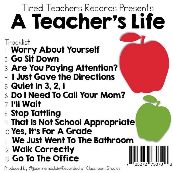 Funny Quotes For Teachers: Best 25+ Teacher Humor Ideas On Pinterest