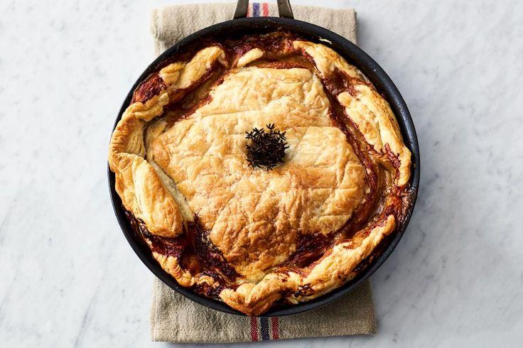Chicken Pot Pie - The Happy Foodie