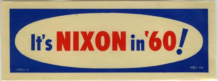 1960 election | Richard Nixon 49.6% (219 Electoral Votes)