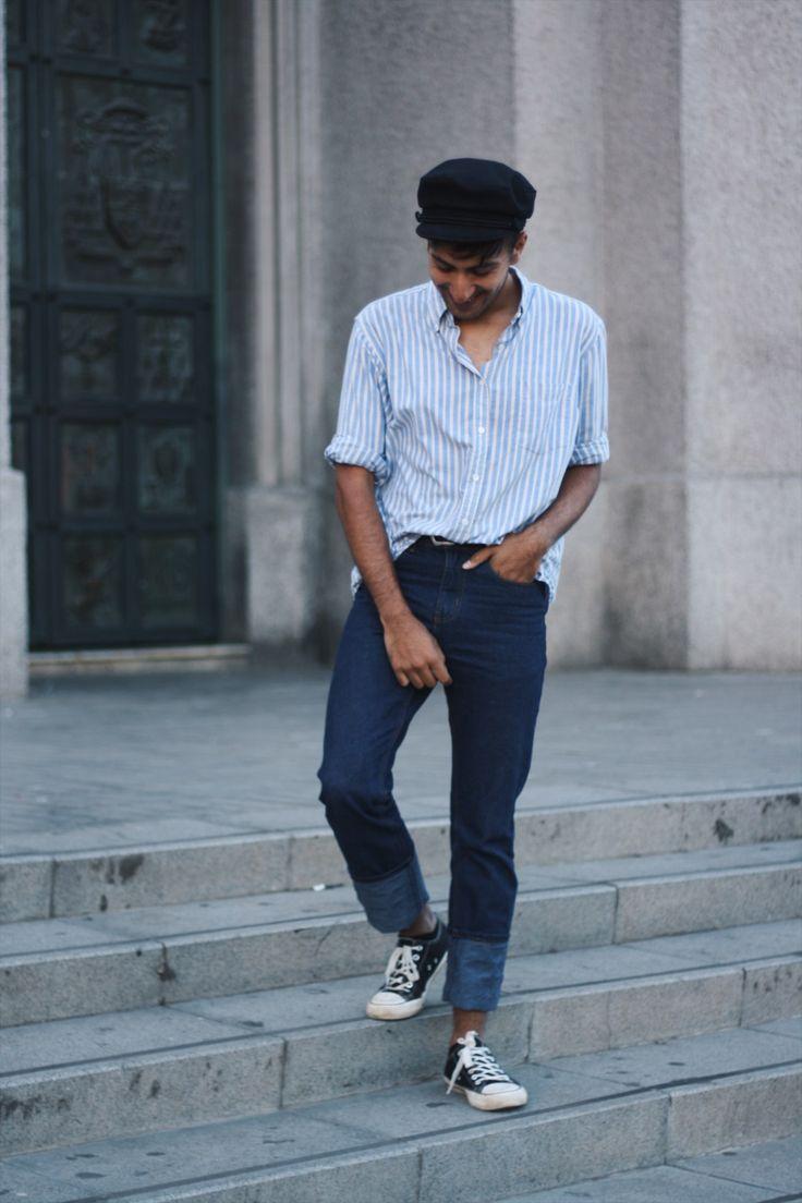 Reinventando la camisa azul - Doblecheck