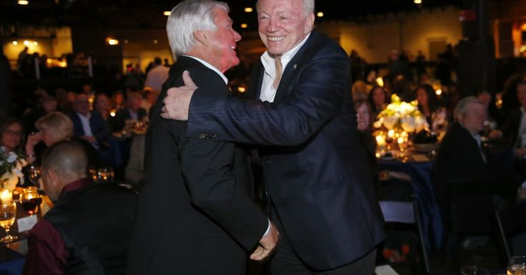 Jerry Jones, Jimmy Johnson's Cowboys legacies are intertwined – and they're learning to embrace that