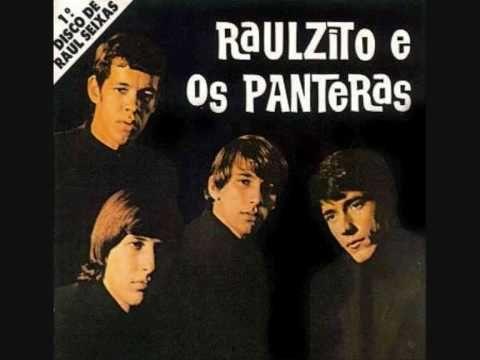 Raulzito e Os Panteras - Um Minuto Mais (1967)