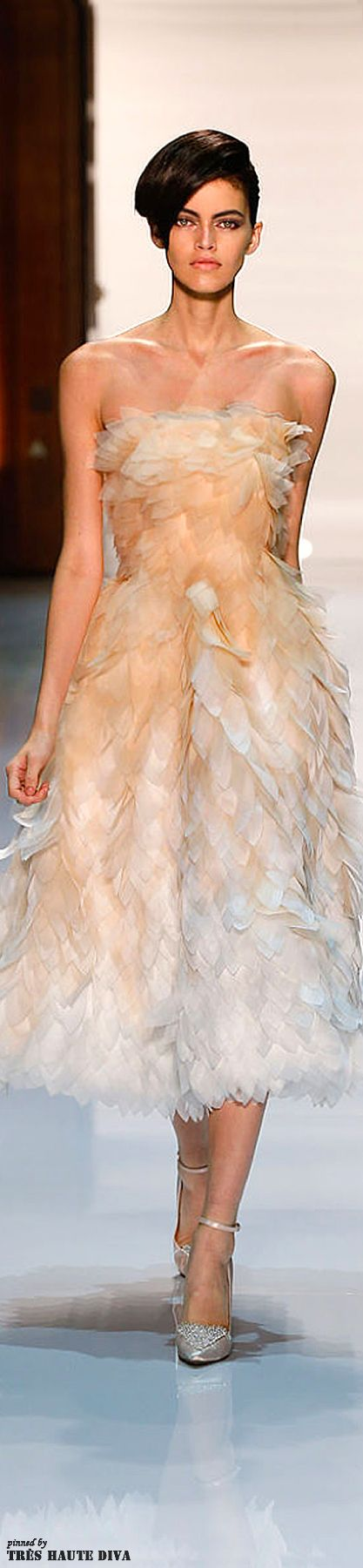 Georgea Hobeika Spring/Summer 2014 Couture | The House of Beccaria#