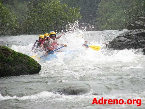 Sitanadi rafting - an unforgettable rafting experience. Join us for the next trip http://adreno.org/WhiteWaterRafting.html