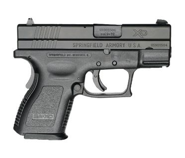 Springfield XD Subcompact .40