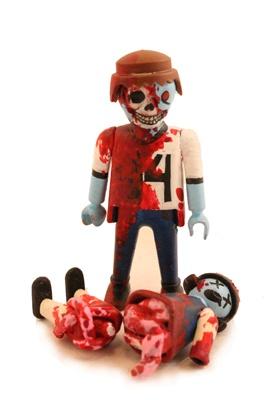 Zombie Playmobil