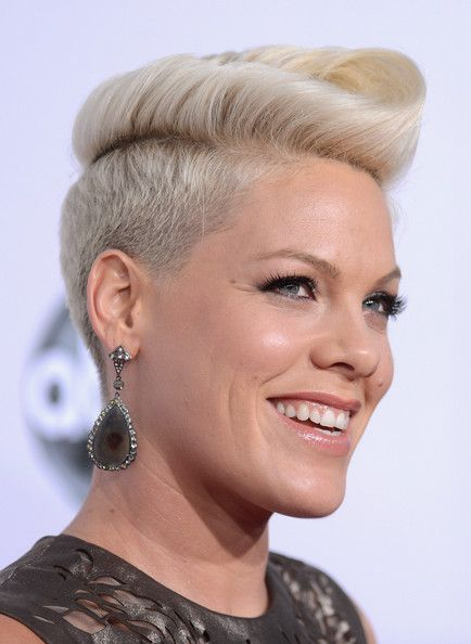 Pink Singer | Pink Singer Pink attends the 40th American Music Awards held at Nokia ...