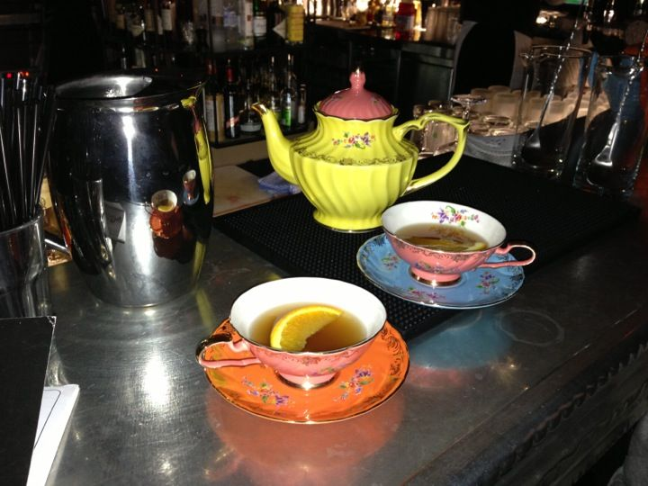 Bobeche is a basement speakeasy-style bar under the Heritage in Brookfield Place Perth. Choose a cocktail to share, served in a teapot with teacups for an authentic prohibition era experience.
