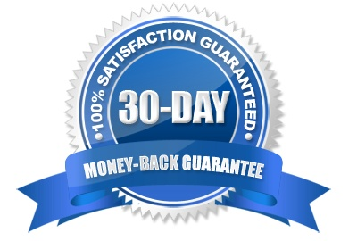 Money Back Guarantee - We have 1 30 day money back guarantee, click to find out more!