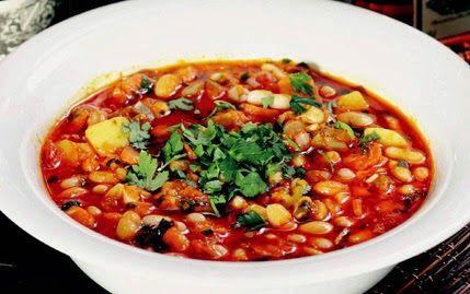 Fasulye Pilaki - Ermeni Usulü ~ Ermeni Yemekleri