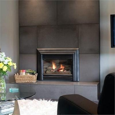 Valor Legend G3 Gas Fireplace Insert from Miles Industries