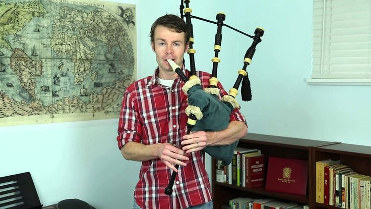 Bagpipe Master The Gael from the Last of the Mohicans on