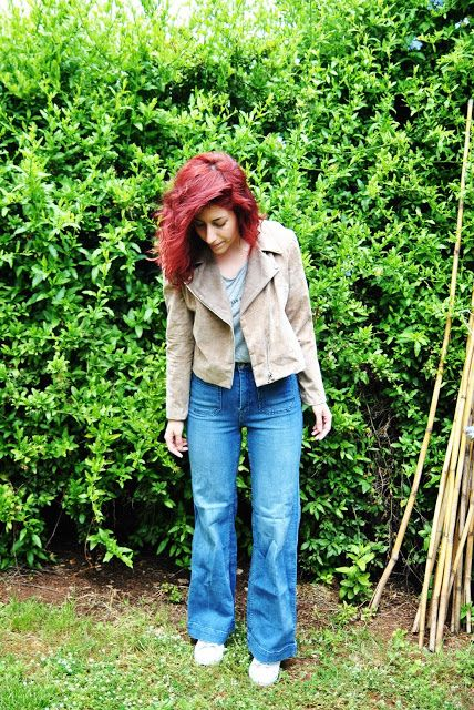 the wardrobe project.: Spring Wardrobe: Outerwear #1 Perfecto Mona. Wear Lemonade
