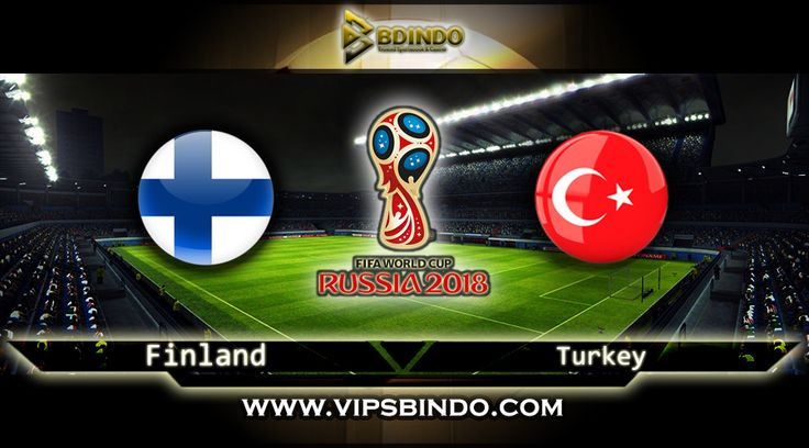Vipsbindo Agen Bola Online pada artikel ini kembali memberi panduan serta perkiraan untuk Football Lovers untuk kompetisi Zona World Cup Qualifiersa kesempatan ini pada Finland vs Turkey 10 Oktober 2017 kompetisi ini berjalan pada jam 01:45 WIB.