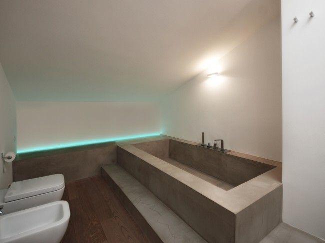 main bathroom | appartamento 1317 | Rome | Bicuadro Architects | 2014