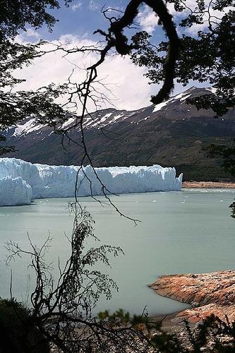 Argentina. Patagonia. PN de Los Glaciares. Perito Moreno Glacier