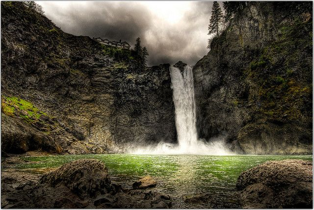 Gorgeous Waterfall Photography