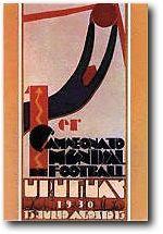 Mondiali di Calcio - URUGUAY 1930