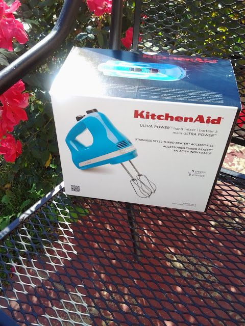 Would love a hand mixer!