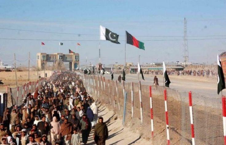 پاکستان کا افغانستان پرسرحد میں باڑ لگانے میں تعاون پر زور