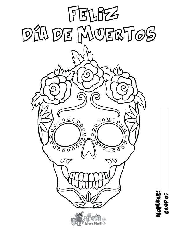 El Día de Muertos es parte de la tradición mexicana, en esta fecha honramos las