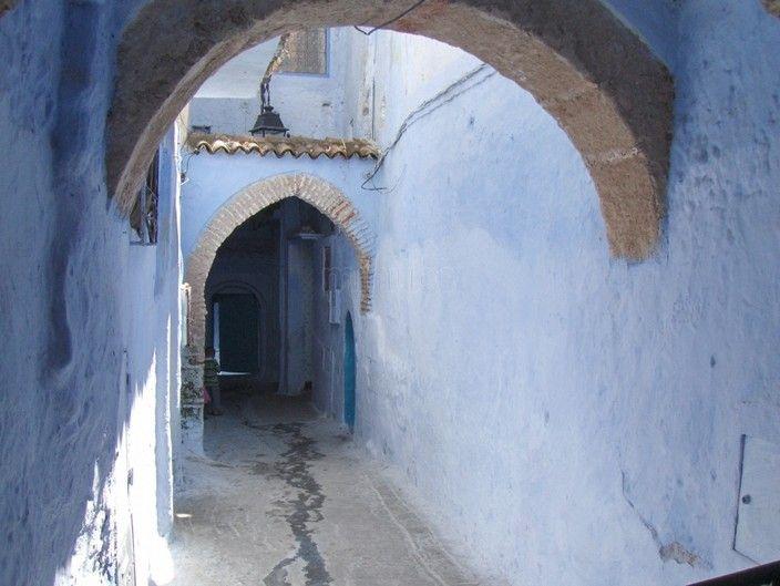 Марокко Танжер улочка медина