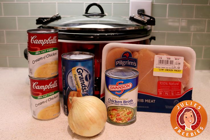 I am always looking for cheap and easy meals to make, here is one of my favorites that the whole family will love. This Easy Crock Pot Chicken and Dumplings only requires 5 ingredients and it cost me just $10.14 to make for the whole meal. This one will feed 3-4 people so you areView Deal