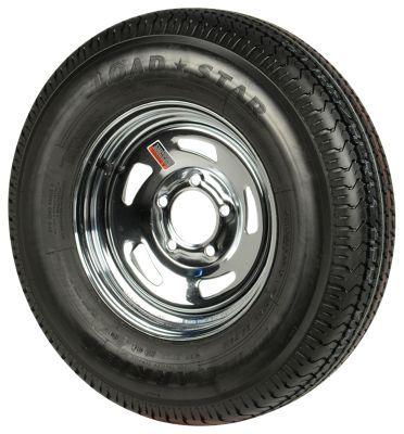 C.E. Smith Loadstar ST185/80R13C Trailer Tires