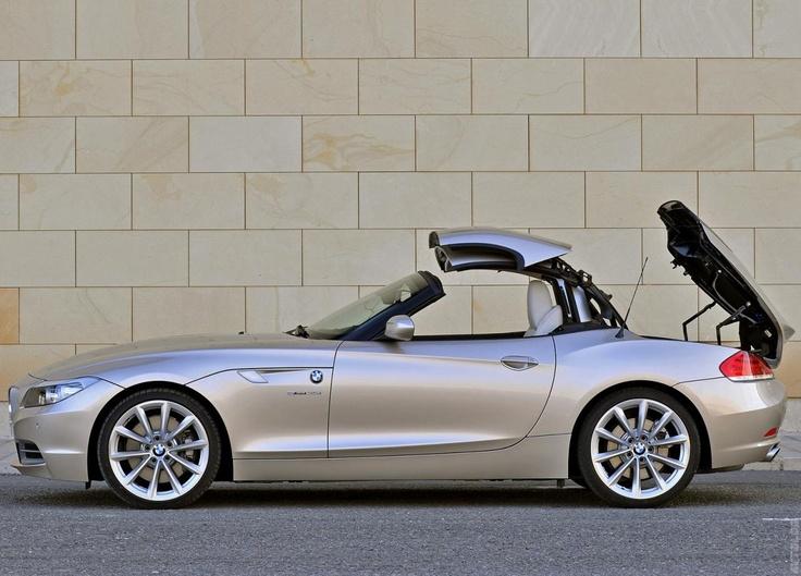 Bmw Z4 Hard Top Convertible Dream Cars Pinterest